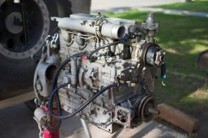 carrier variklis cubota