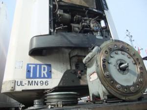 Carrier kompresoriaus remontas, dalys